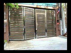 Folding & Swing Gates - YouTube