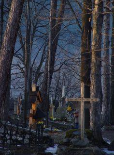 Cementery - Zakopane, Malopolskie