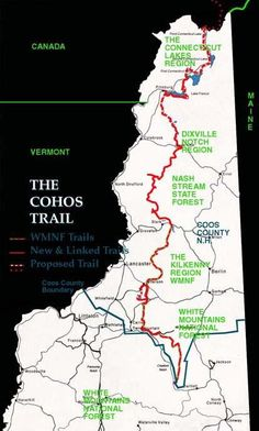 The Cohos Trail
