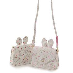 LIZ LISA Picnic Rabbit Shoulder Bag