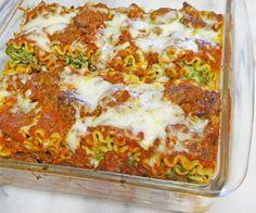 Gluten Free Ravioli Rolls Recipe (also see the recipe for creamy garlic sauce)