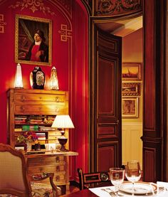 Traditional Dining Room By Timothy Corrigan Inc In Paris France Interior