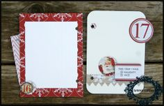 TERESA COLLINS DESIGN TEAM: Santa's List December Daily with Stacy Rodriguez