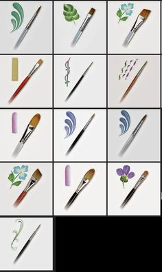 Pinsel und Anwendungen The post Pinsel und Anwendungen appeared first on Bestes Soziales Teilen. Simple Steps for Drawing a WreathFun little watercolor sketch!Oil painting tips and techniques- cleaning Simple Watercolor Painting Ideas Art Painting Tools, Watercolor Painting Techniques, Watercolor Paintings, Watercolor Sketch, Watercolor Brushes, Fabric Painting, Face Painting Tutorials, Drawing Techniques, How To Watercolor