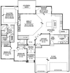 floor plan with hidden pantry | Other Absolute Floorplans