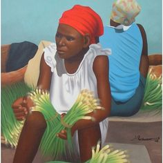 The best selection of haitian art directly from Expressions art Gallery , located in Petion-Ville, Haiti. Black Is Beautiful, Beautiful Artwork, Caricatures, Jamaican Art, Tropical Art, Tropical Paintings, Haitian Art, Caribbean Art, Afro Art