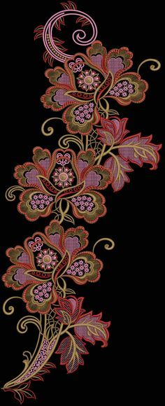 Image result for latest embroidery designs