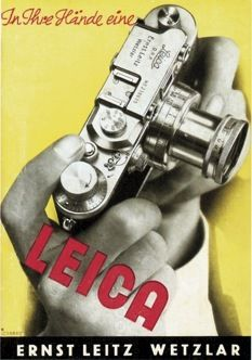 A Leica in your hands.