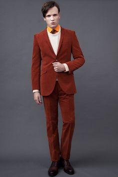 Autumn/Winter 2011 by Ozwald Boateng Mens Style Guide, Men Style Tips, Dapper Gentleman, Gentleman Style, Mens Fashion Blog, Men's Fashion, Fashion Design, Ozwald Boateng, Savile Row