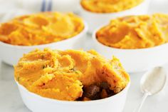 A different take on a family favourite, your family will love this sweet potato cottage pie from Curtis Stone.