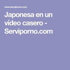 Japonesa en un vídeo casero - Serviporno.com