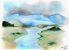Fonds d'écran Art - Peinture Paysage (2eme)