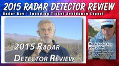 www.youtube.com/... What are the best radar detectors for 2015? During this 4-minute video you'll discover the three most important things when selecting your radar detector such as: Where do you live and drive – Where you live and drive is an important consideration when selecting the best radar detector for you.