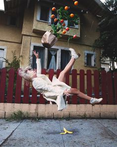The Difficulties of Gravity: Photos by Mike Dempsey | Inspiration Grid | Design Inspiration