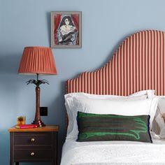 Bedroom Design Inspiration, Interior Inspiration, Design Ideas, Feng Shui, Beata Heuman, Home Interior, Interior Design, Ikea, Small Room Design