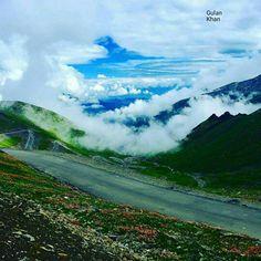 So wonderful photography of Babusartop Naran Swat valley Khyber Pakhtunkhawa Pakistan