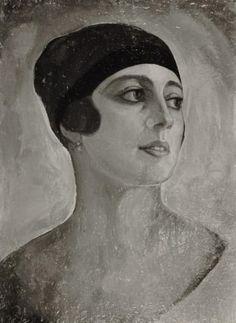 Vera Stravinsky, Serge Sudeikin
