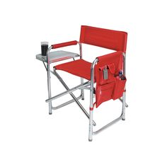 Outdoor Picnic Time Sports Chair, Multicolor