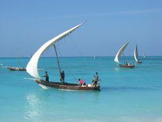 A  Zanzibar mashua
