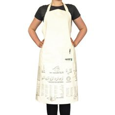 Apron Guide Printed On Your Apron, Amazon.com