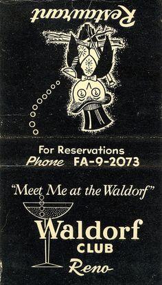 Waldorf Club
