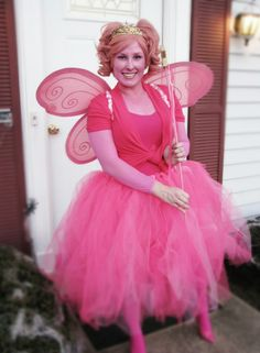 Pinkalicious teacher Halloween costume. My class loves to guess what character I will become for Halloween!