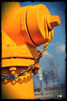 #Photography Fire Hydrant