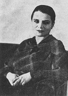 Marie Čermínová (September 21, 1902, Prague – November 9, 1980, Paris), known as Toyen, was a Czech painter, draftsperson and illustrator and a member of the surrealist movement.