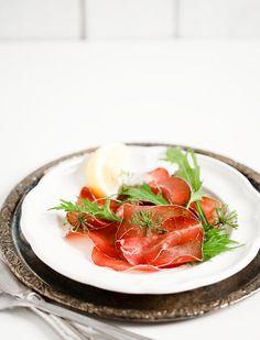 Artificial lighting food photography