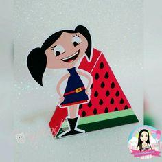 (1) Personalizados Show Da Luna - R$ 4,50 no MercadoLivre