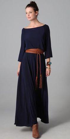vestido, maxi falda