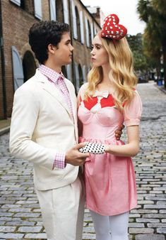 Teen Vogue February 2008 Fashion: My Funny Valentine   TeenVogue.com