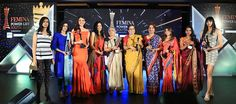 """Incredible Women power presence at the Femina Power List South 2016. 10 women were presented awards for their stellar achievements. They were Sudha Murty, Nirupama Rao, Arundhati Nag, Kutti Revathi, Deepika Govind Elahe Hiptoola, Anjum Hasan Hemamalini Maiya Sharmila Nicolet and Kajal Agarwal.""- Anupama Bijur.  #Femina #WomenPower #FeminaPowerListSouth2016 #FeminaAwards"