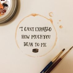 coffee + quote                                                                                                                                                                                 More