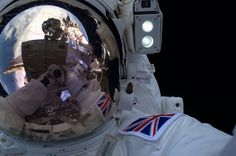 "16 JAN: UK astronaut Tim Peake described his first walk in space as ""exhilarating"" as he posted photos - including a selfie - of the feat on Twitter. It will ""be etched in my memory forever - quite an incredible feeling"" said Peake the first astronaut representing the UK to carry out a spacewalk.  He and US colleague Tim Kopra were outside the International Space Station (ISS) for four hours and 43 minutes. But their spacewalk was cut short after water leaked into Col Kopra's helmet. The…"