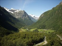 #Norway  ... Someday I will take my family to find the original Thu and Jensen family farms ...  ... I would also love to shoot a wedding here ...