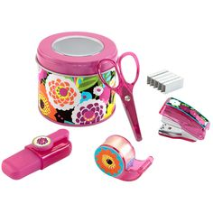 Vera Bradley Mini Desk Set #VonMaur