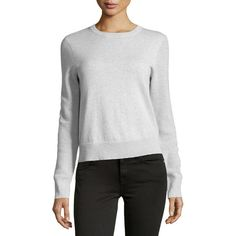 Equipment Shirley Crewneck Sweater ($149) ❤ liked on Polyvore