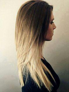 Amazing hair...ombre