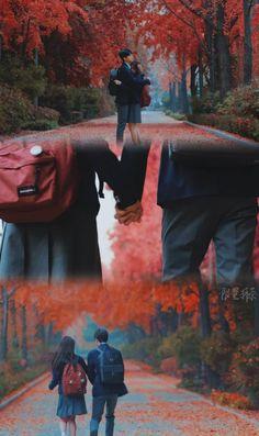 Jojo and sunoh 💓💕 Love alarm Netflix drama 🎥 Song Kang Ho, Sung Kang, Korean Drama Romance, Korean Drama Movies, Hi School Love On, Korean Couple Photoshoot, Netflix Dramas, Oh Love, Drama Memes