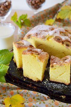 Wanilia i Kardamon: Ciasto śmietankowo-bananowe