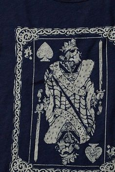 Poker King T-Shirt - Shirts & Tees - Lucky Brand Jeans