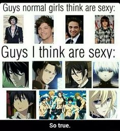 Anime is way better than real life!!!! (And that's why I'll forever be single..... Lol XD)