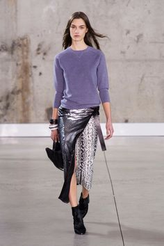 Pin for Later: 50 Fashion Week Looks That Prove the Catwalk Is Wearable Reed Krakoff Autumn/Winter 2014