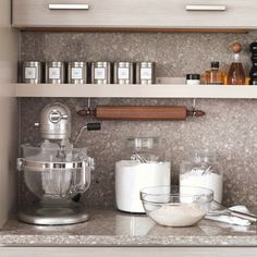 Whether you're ready to reorganize, take on some upgrades, or tackle a major renovation, our tips and tricks will help you make sure the busiest room in the house is also the most efficient one. Time to get cooking!