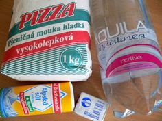 Pizza jako z pizzerie - brydova.cz Pizza, Water Bottle