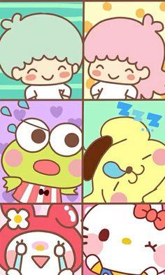 ❤ Kawaii Box ❤ The Cutest Subscription Box ❤ My Melody Sanrio, Hello Kitty My Melody, Sanrio Hello Kitty, Sanrio Wallpaper, Hello Kitty Wallpaper, Kawaii Wallpaper, My Melody Wallpaper, Kawaii Doodles, Kawaii Art