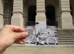 """Incredible """"Looking Into The Past"""" Photo Collection! 