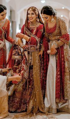 Latest Bridal Dresses, Asian Bridal Dresses, Asian Wedding Dress, Pakistani Wedding Outfits, Indian Bridal Outfits, Wedding Dresses For Girls, Pakistani Wedding Dresses, Pakistani Dress Design, Saris