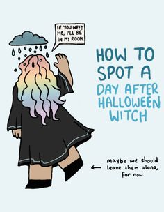 Today's witch is already counting down the days until next halloween. To see some other witches who are probably doing the same, you can go here!